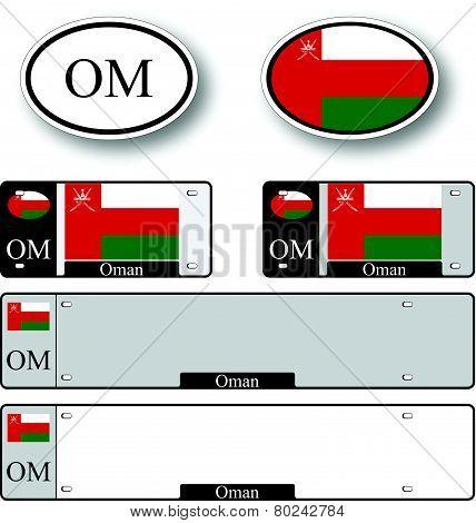 Oman Auto Set