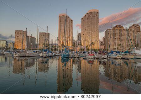 Hawaii Prince Twin Towers