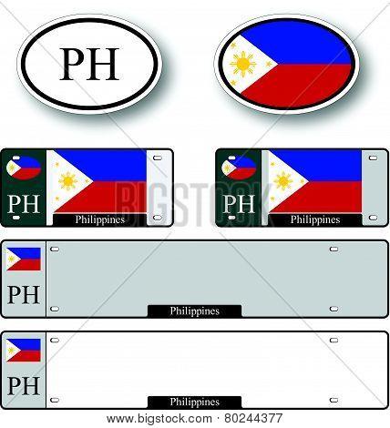 Philippines Auto Set