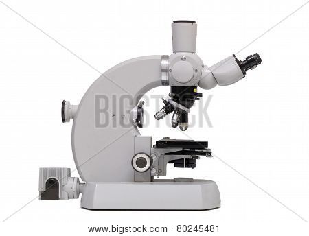 Vintage Microscope, Advanced Model