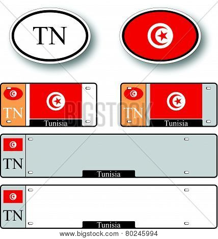 Tunisia Auto Set