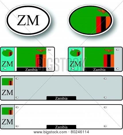 Zambia Auto Set