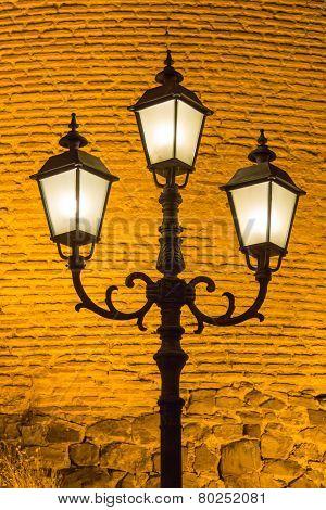 Lantern In Tbilisi