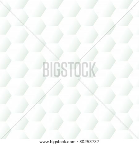 White Background Texture Of A Golf Ball
