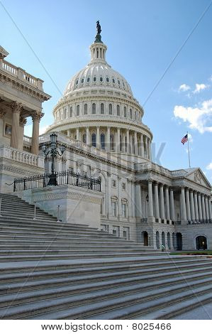 US Capitol in Washington DC