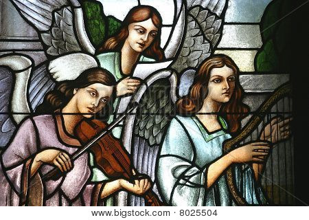 Angels Musicans