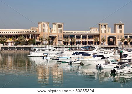 Sharq Marina In Kuwait City