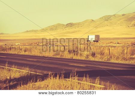 Down The Nevada Highway