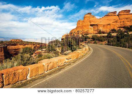 Western Colorado Landscape