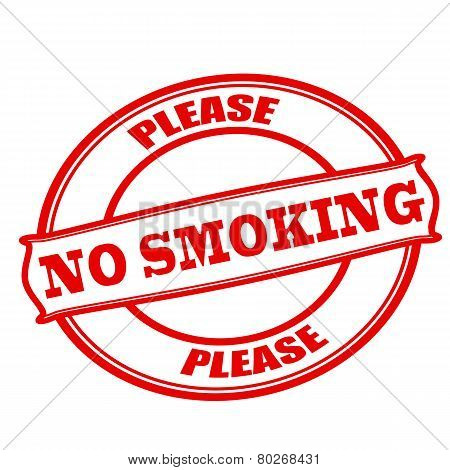 Please No Smoking