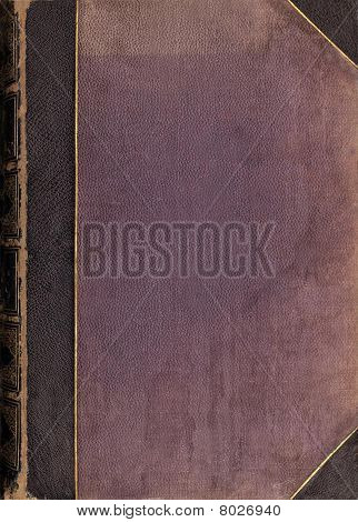 Front Cover Of Victorian Book