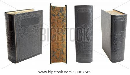 Antique Hardcover Books