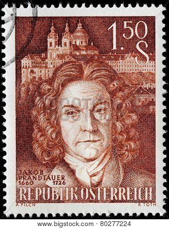 Jakob Prandtauer