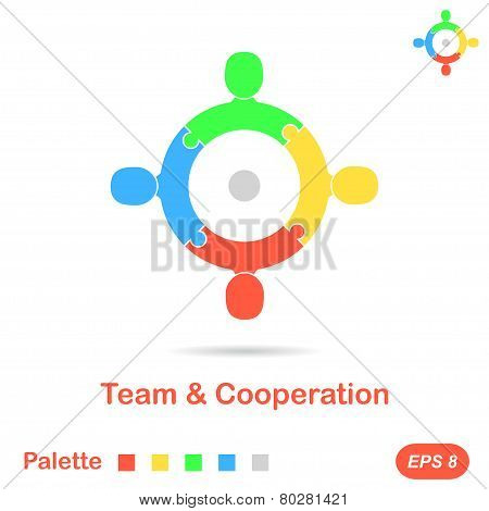 Four Segment Concept Of Team Working