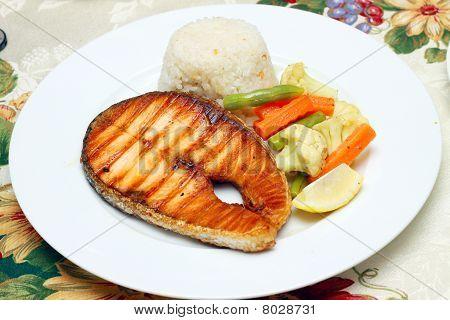Fish Fillet Stake