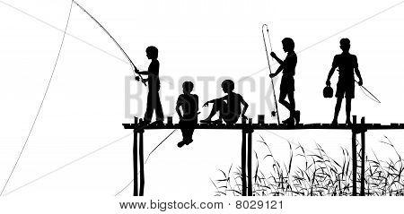 Cais de pesca