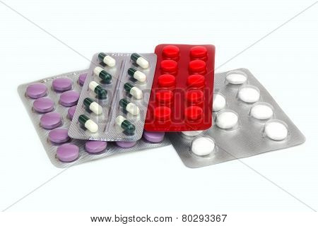 Multicolored Tablets