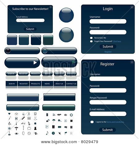 Web Template Bluegreen All.eps