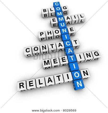 Communication Crossword