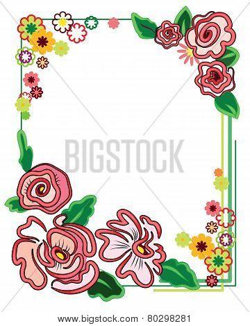 Spring Bright Postal