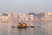 picture of gang  - Varanasi - JPG