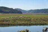 foto of andong  - riverside view of Nakdong - JPG