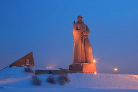 picture of murmansk  - Monument Defenders of the Soviet Arctic during the Great Patriotic War  - JPG
