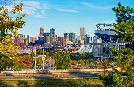 picture of mile  - Denver Cityscape Colorado - JPG