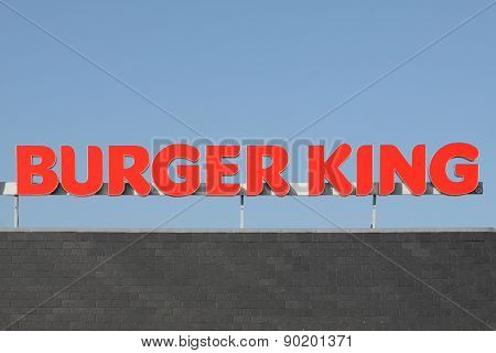 Burger King fast food chain