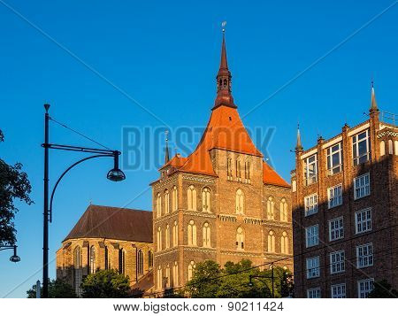 Church In Rostock