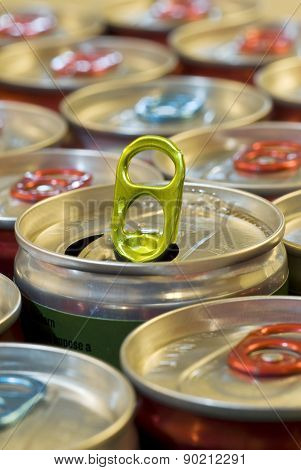 Healthy Energy Drink Cans