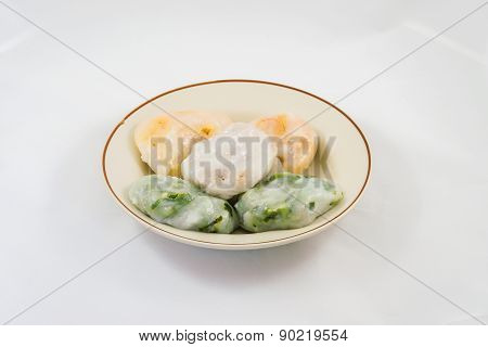 Chinese Steamed Dessert