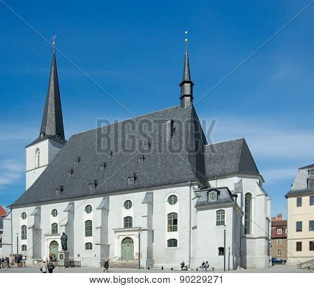 Herder Church, Weimar, Germany