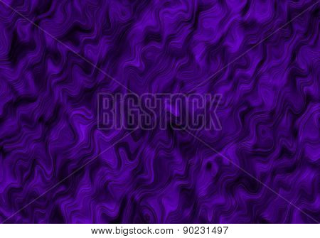 Purple Ripples Abstract Background