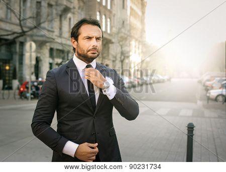 Elegant manager