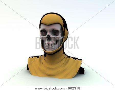 Scary cráneo 20