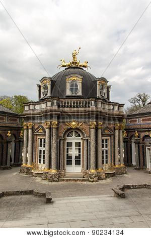 Eremitage, Old Palace In Bayreuth, Germany, 2015