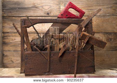 Old Work Equipment