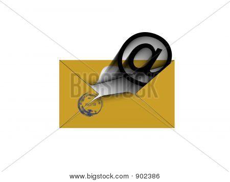 A usted la carta