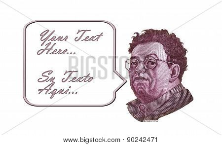 Diego Rivera´s Message.