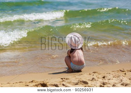 Child On The Coast