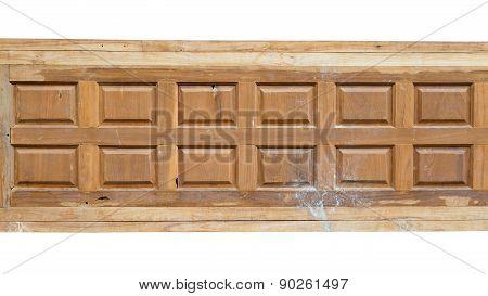 Wood Barn Furnitur Texture Background