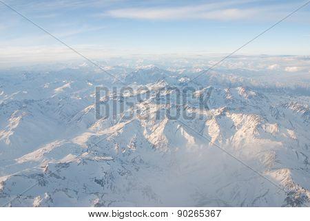 andes mountains - landscape