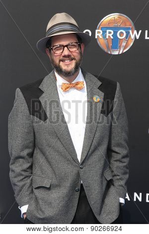 LOS ANGELES - MAY 9:  Michael Giacchino at the