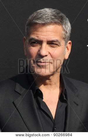 LOS ANGELES - MAY 9:  George Clooney at the