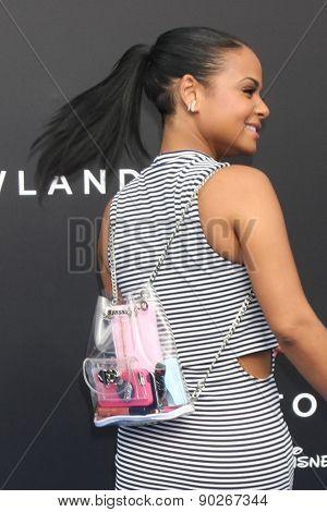 LOS ANGELES - MAY 9:  Christina Milian at the