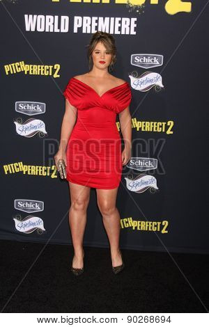 LOS ANGELES - MAY 9:  Kether Donohue at the