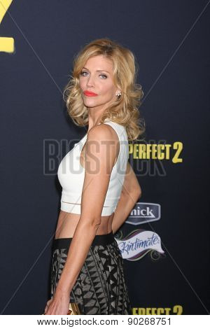LOS ANGELES - MAY 9:  Tricia Helfer at the