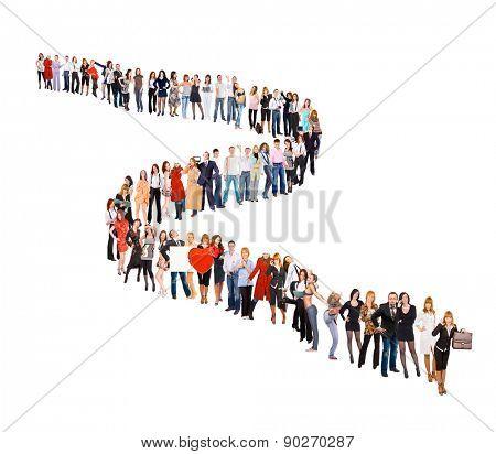 People in Queue Business Idea