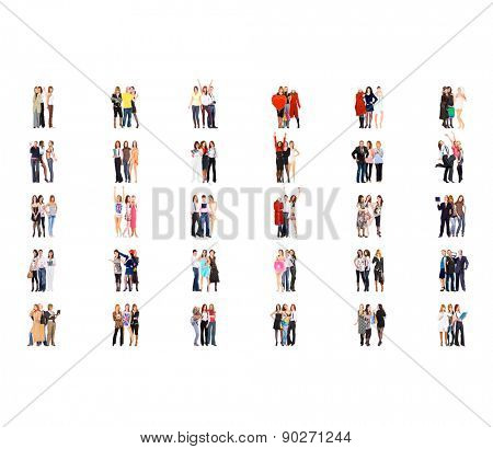 Standing Together Isolated Groups